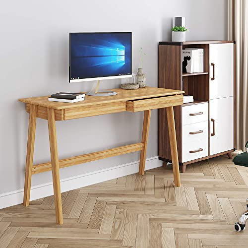 HOMEFORT 47-Inch Writing Computer Desk