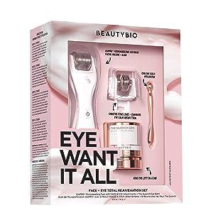 BeautyBio Eye Want It All Face + Eye Total Rejuvenation Set (0.3mm)