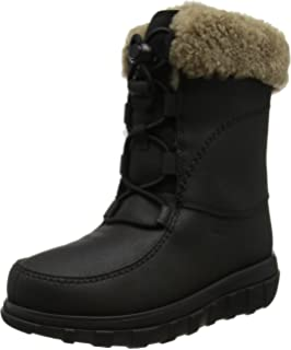 a7e0a8932 FitFlop Womens Loaff Waterproof Lace-Up Boot
