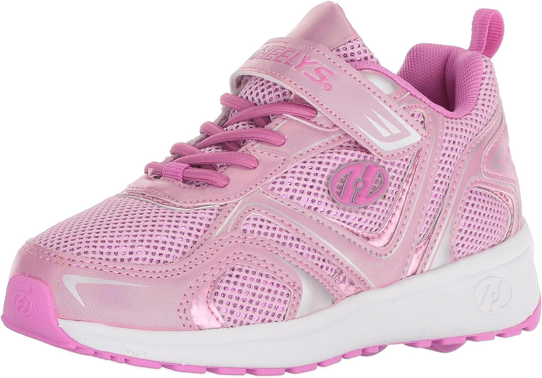 Heelys Unisex Kids Rise X2 Tennis Shoe