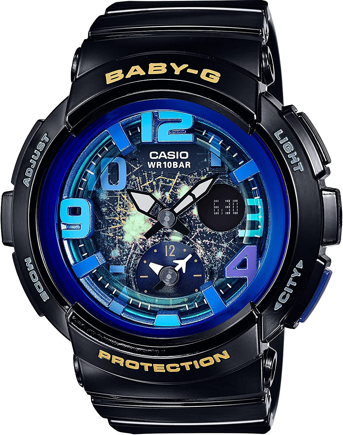 CASIO BABY-G Beach Traveler Series BGA-190GL-1BJF Women s Watch JAPAN IMPORT