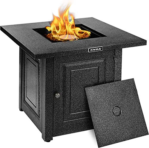 Gas Propane Fire Pit Table