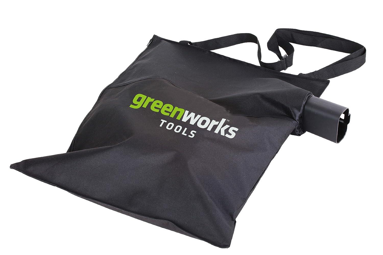Greenworks Souffleur aspiro-broyeur 24077 2800W
