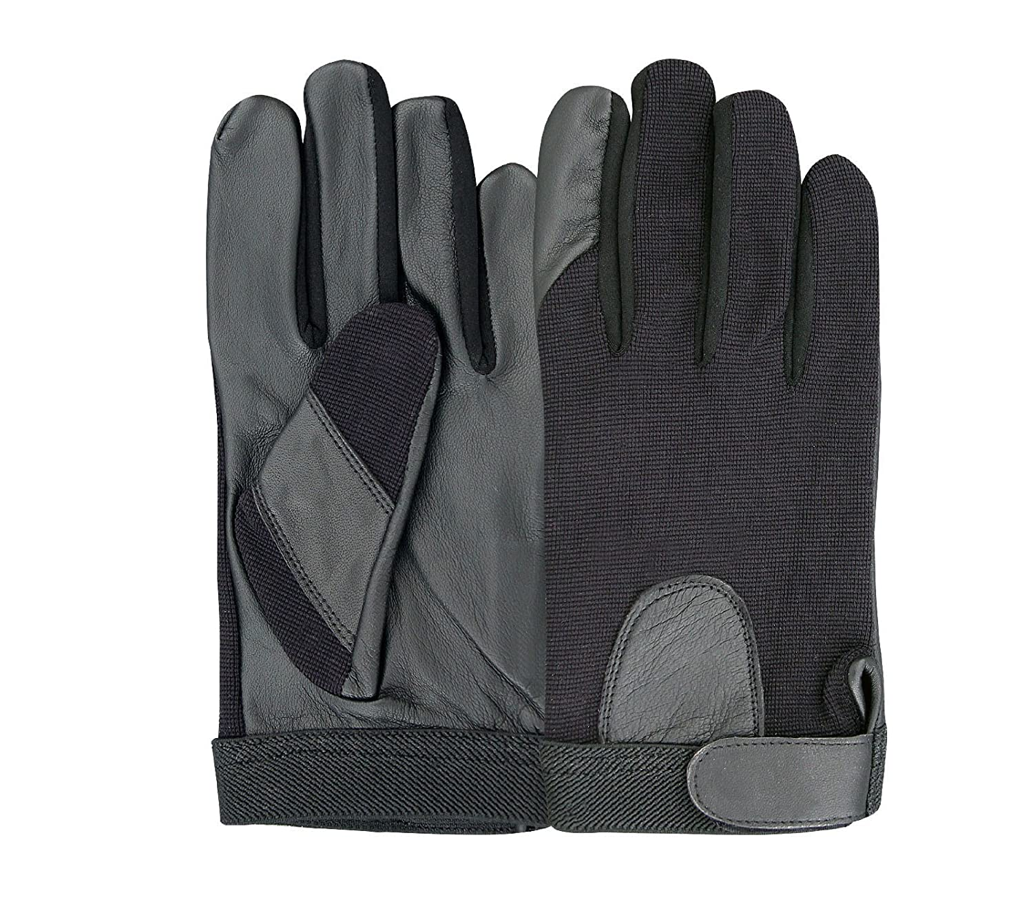 Driving gloves argos - Men S Slim Fit Leather Driving Gloves Soft Black Leather Amazon Co Uk Sports Outdoors