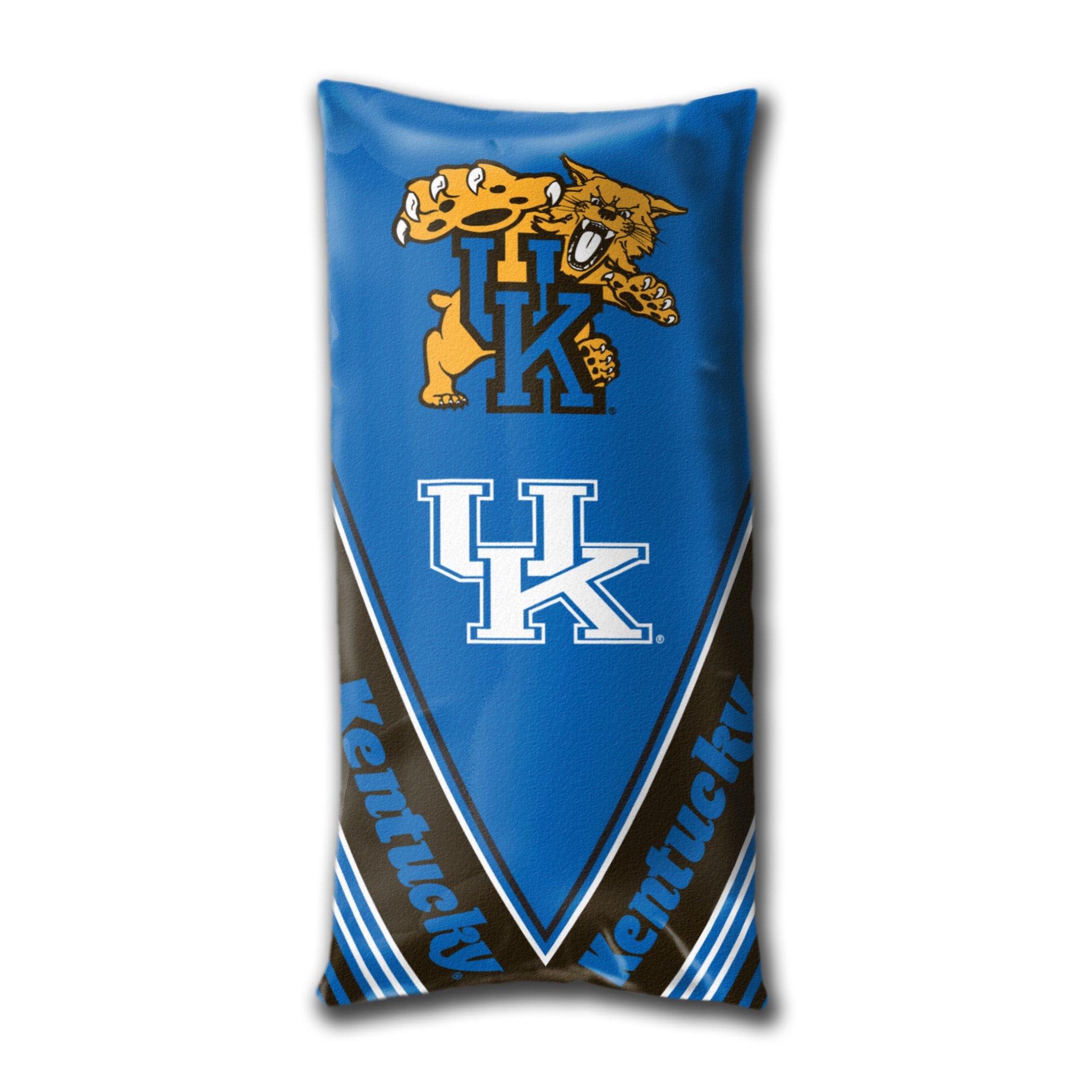The Northwest Company NCAA Kentucky Wilcats Folding Body Pillow
