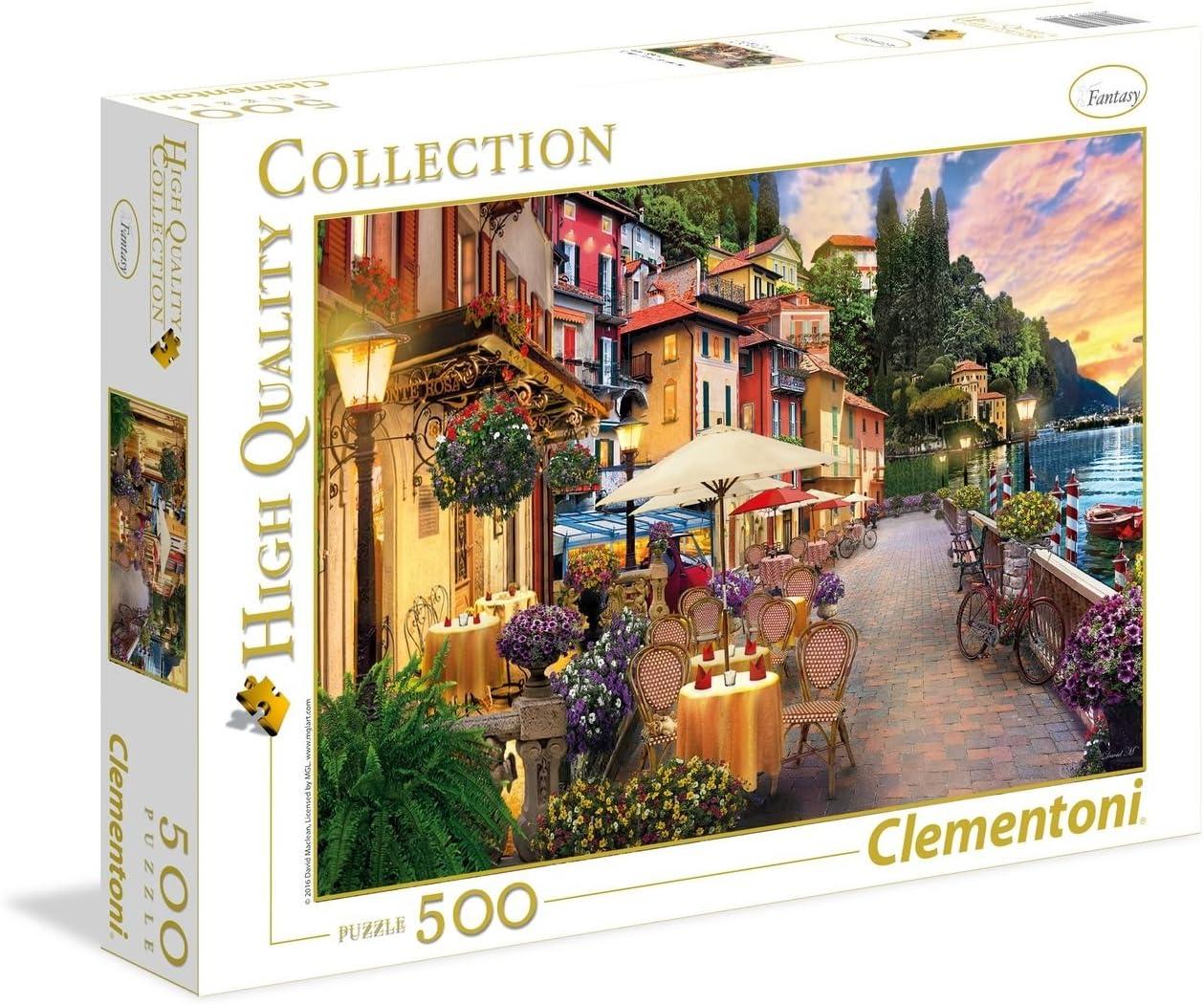 Clementoni - Puzzle 500 Piezas Monte Rosa Dreaming (35041)