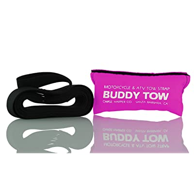 "Chase Harper USA 9100 - Buddy Tow - Tough military spec nylon webbing (1785 lb. test) 12' x 1"" - Hot Pink: Automotive"