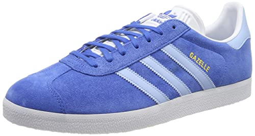 Conceder desbloquear alumno  Buy adidas Gazelle Shoes Men's (9, Blue Sky) at Amazon.in