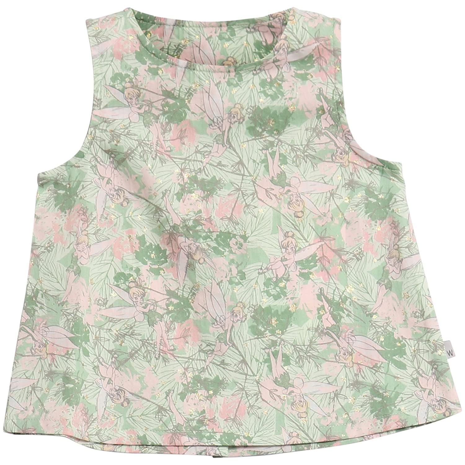 Wheat Baby Girls' Top Tinker Bell Blouse 4613-830