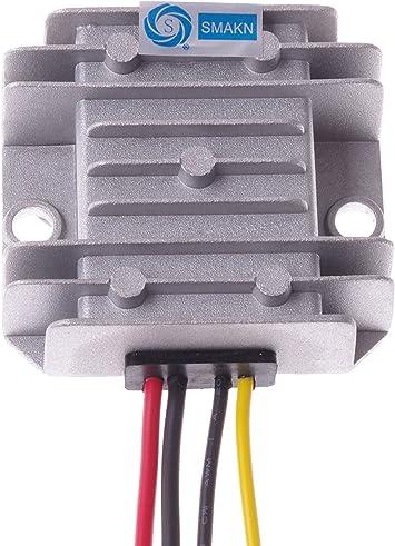 SMAKN/® DC//DC Converter 12V Step Up to DC 24V//2A Power Supply Module