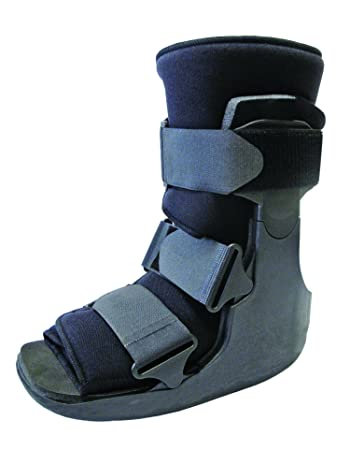 9402a8e84ea5 Short Fracture Walker Boot - Ideal For Stable Foot and Ankle Fracture,  Achilles Tendon Surgery