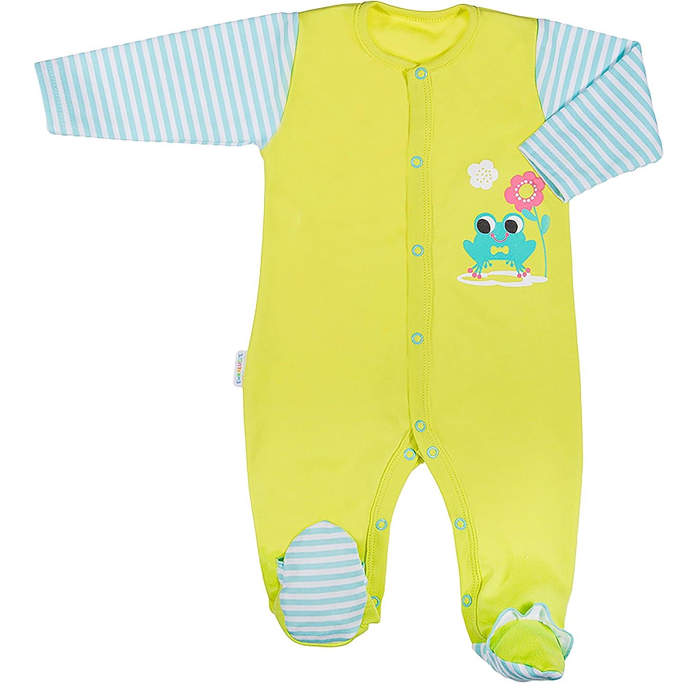 Be Mammy Baby M/ädchen Schlafstrampler BEEK0014