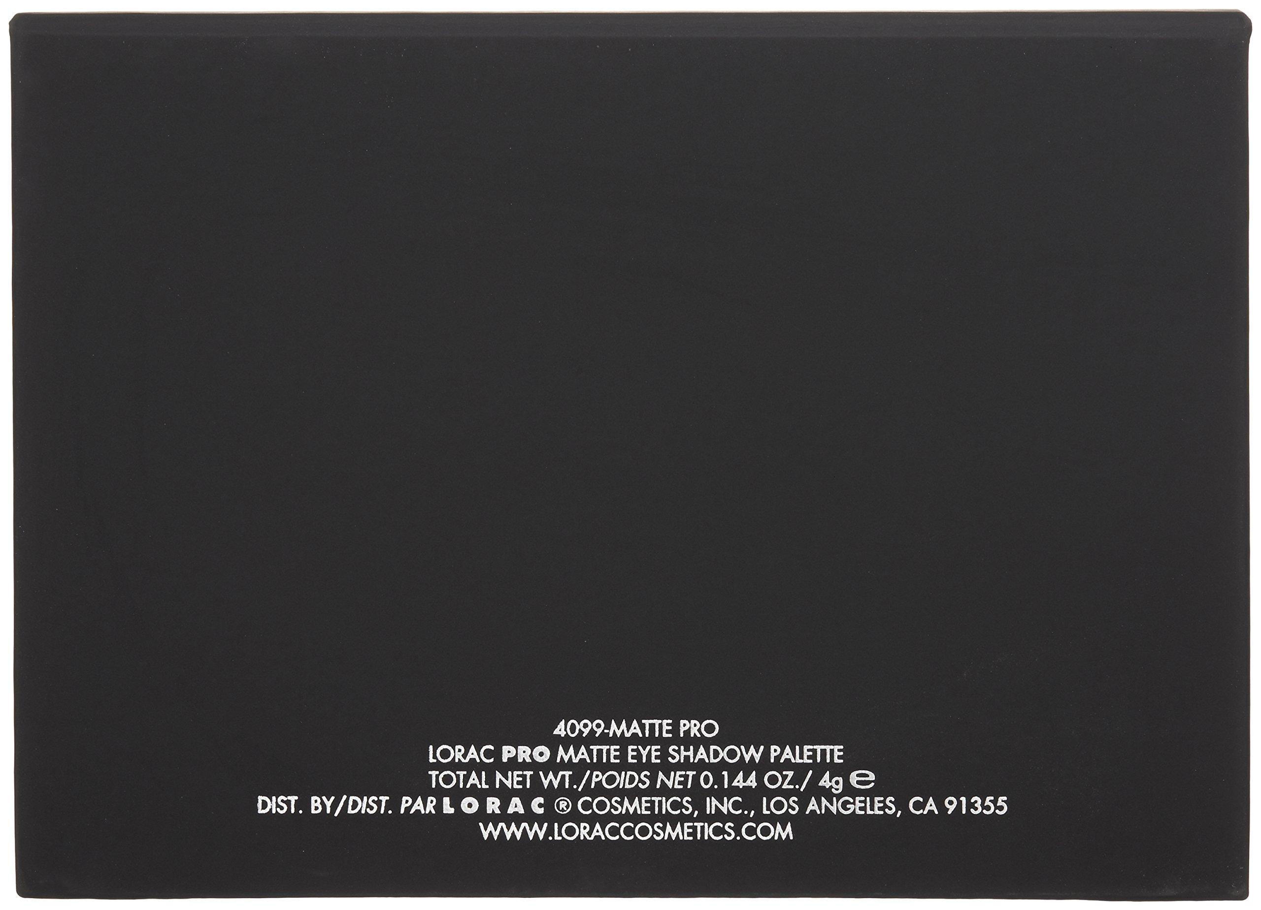 LORAC Pro Matte Eye Shadow Palette by LORAC (Image #7)