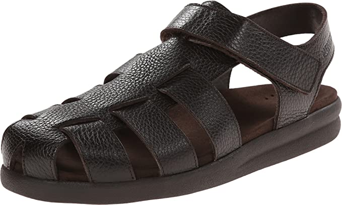 db20c97d3a Mephisto Sancho Mens' Sandal EU Size 48 Dark Brown: Amazon.co.uk ...
