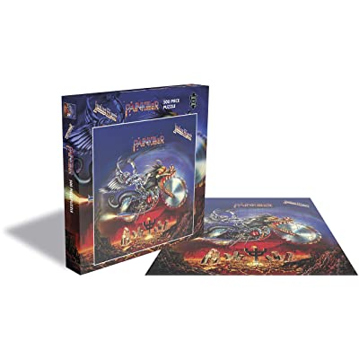 Judas Priest Puzzle Painkiller Merchandise Puzzles: Toys & Games