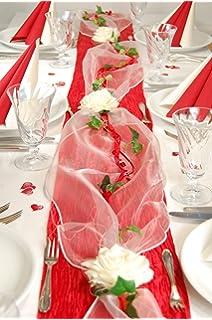 Einladung Tischdeko Set Hochzeit Herzen 64 Gaste Komplett Set Lila