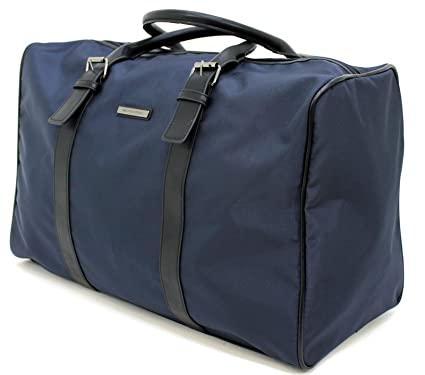 501b915634ab Image Unavailable. Image not available for. Colour  MICHAEL KORS MEN DARK  BLUE JET SET LARGE DUFFLE   HOLDALL   WEEKEND   TRAVEL BAG