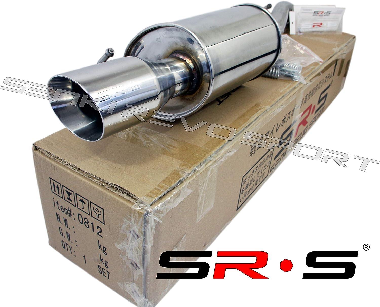 SRS Axleback Exhaust FOR Toyota COROLLA E170 1.8L 2014-2019 ...