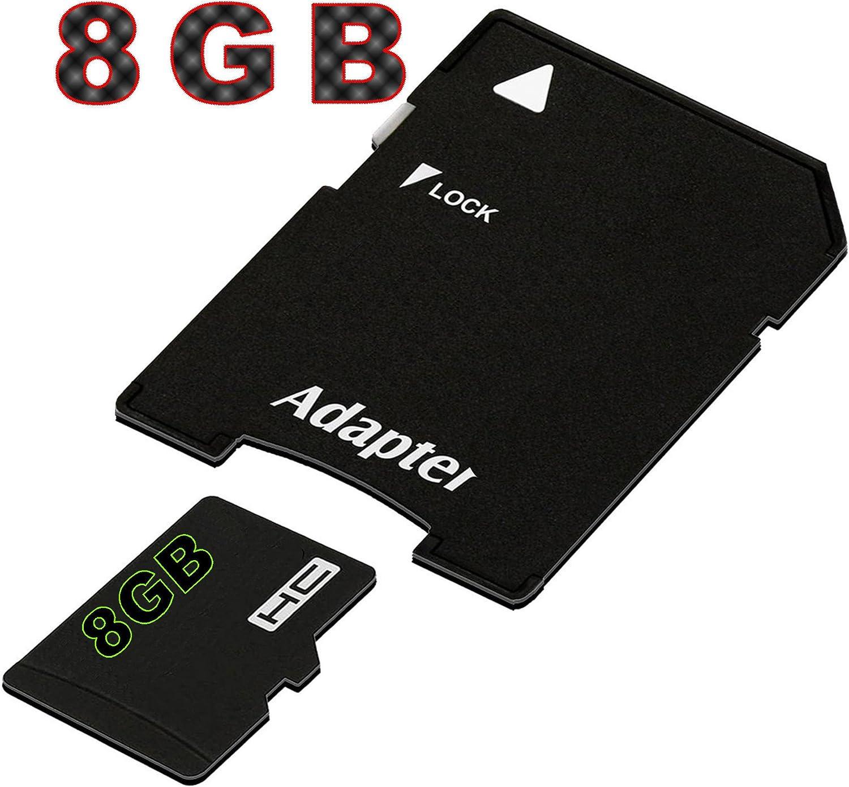 Tomaxx 8gb 8 Gb Micro Sdhc Speicherkarte Für Samsung Computer Zubehör