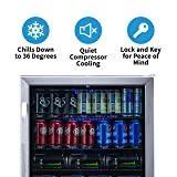 NewAir Built-In Beverage Cooler and