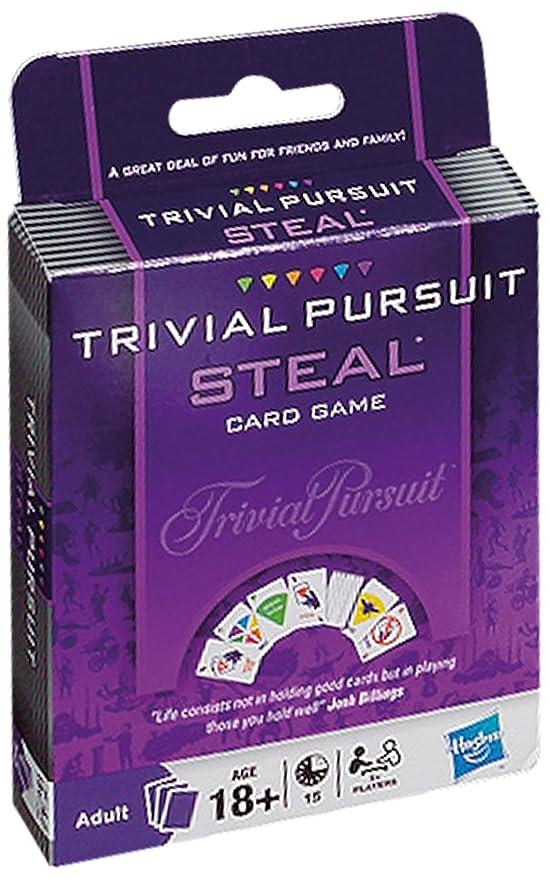 Hasbro Trivial Pursuit - Juego de cartas (versión española ...