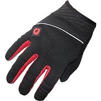 Guantes de ciclismo bicicleta de montaña de carretera guantes de ciclismo luz silicona Gel Pad Guantes de dedo completo visualización táctil guantes de equitación hombres mujeres guantes de trabajo