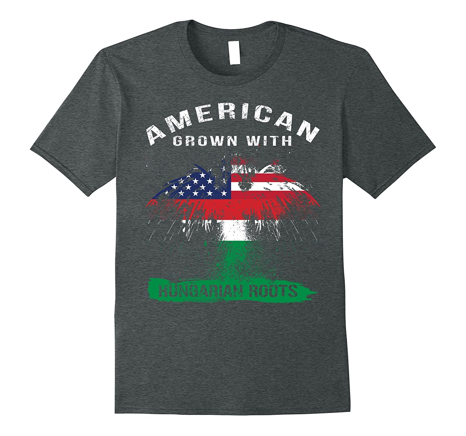 American grown with Hungarian Roots gifts tshirt