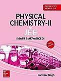 Chemistry Module II- Physical Chemistry II for JEE (Main & Advanced)