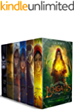The Complete Grimoire Saga box set: Books 1 - 6 of this epic fantasy adventure with a modern twist