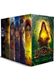 The Complete Grimoire Saga Box Set: Books 1 - 6 of a breathtaking fantasy adventure with a modern twist