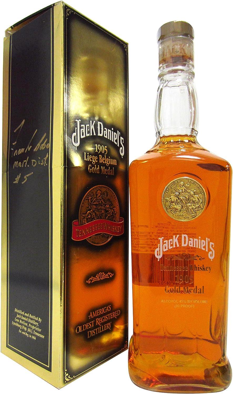Jack Daniels 1905 Gold Medal (Boxed + Unregistered