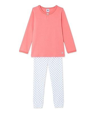 comprare popolare b8146 ddd9b Petit Bateau Pyjama_22564, Pigiama Bambina, Rosa (Cupcake ...