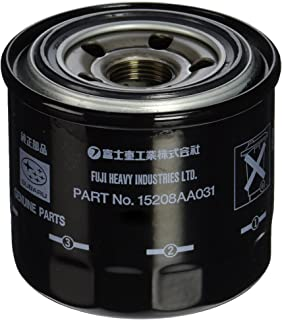 Genuine Subaru 15208AA031 Oil Filter
