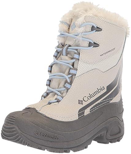 e02c23303e5 Columbia Girls' Youth Bugaboot Plus IV Omni-Heat Snow Boot, Fawn ...
