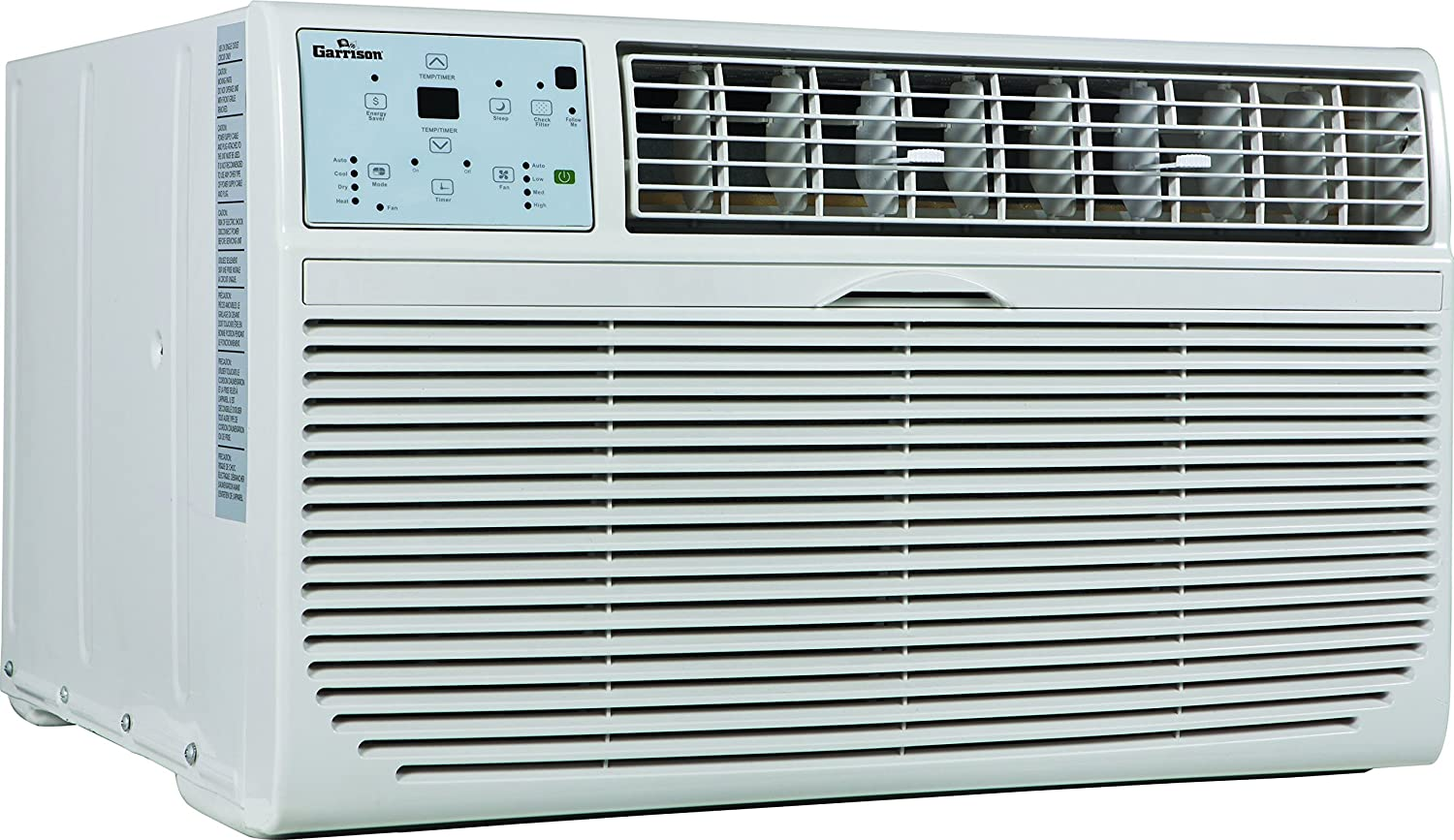 Through the wall air conditioner with heater - Amazon Com Garrison Air Conditioner Through The Wall 14 000 Btu 230 208 Volts Cool Only Home Kitchen
