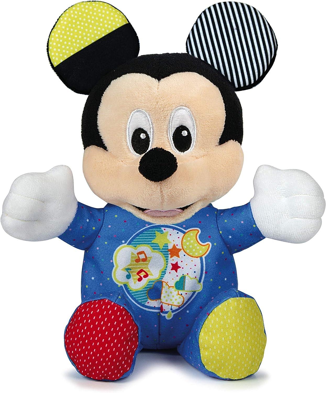 Clementoni - Peluche Baby Mickey (17206)