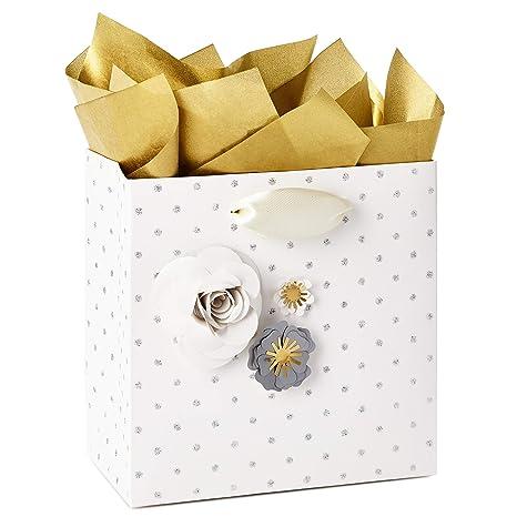 Amazon.com: Hallmark Bolsa de regalo para boda, S: Kitchen ...