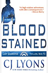 BLOOD STAINED: an FBI Thriller (Lucy Guardino Thrillers Book 2) Kindle Edition