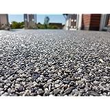 Steinteppich Versiegelung innen und aussen Bodenversiegelung Bodenbeläge Steinboden Schutz | BEKATEQ BK-630EP Steinteppich versiegeln Natursteinteppich | 2K Epoxidharz Versiegelung Steinfußboden (4,5KG, Transparent)