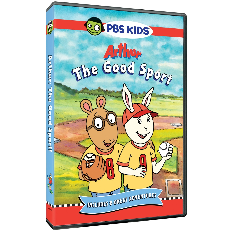 DVD : Arthur: The Good Sport (DVD)