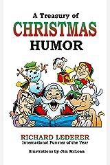 A Treasury of Christmas Humor Kindle Edition