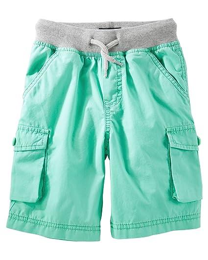 f8422d7f1 Amazon.com: OshKosh B'gosh Baby Boys Pull On Cargo Shorts ...