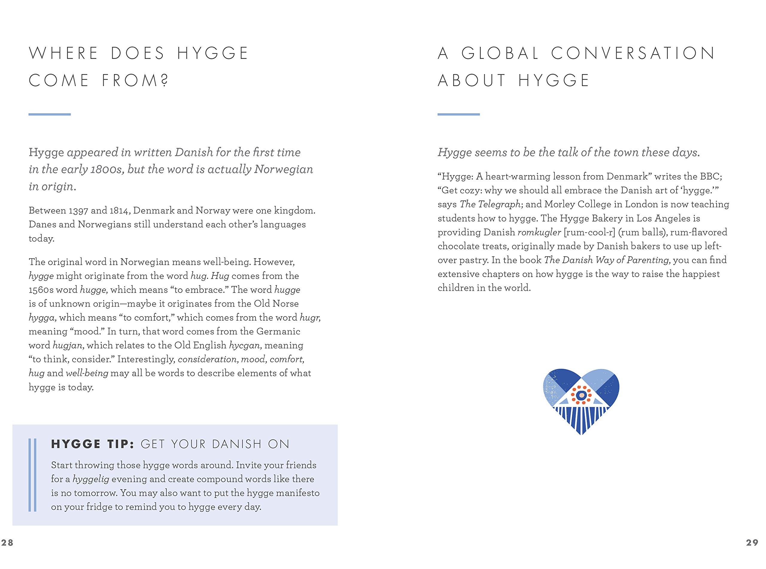 The Little Book of Hygge: Danish Secrets to Happy Living: Meik ...