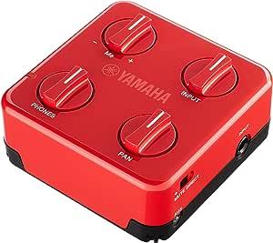 Yamaha SC-01 Session Cake Portable Mixer, Red