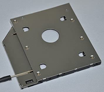 Deyoung 2nd Hard Drive HD SSD Case Caddy for Toshiba S50-A-K7M P50 P50t L50-B P50t-b P50-A14G