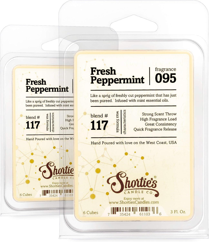 6 Cube Package 1 Lavender Peppermint Wax Melt Cubes