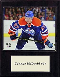 """product image for C&I Collectables NHL Edmonton Oilers Conner McDavid Player Plaque, 12""""x15"""""""