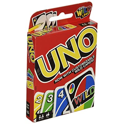 Mattel Games 42003 Uno Card Game: Office Products [5Bkhe0403599]