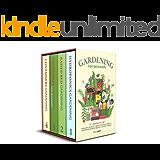 GARDENING FOR BEGINNERS: 4 Books in 1: Hydroponics Gardening, Vegetable Gardening for Beginners, Raised Bed Gardening…