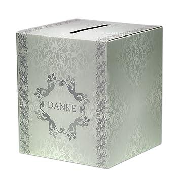 Einssein Geldbox Hochzeit Gross Geldgeschenke Briefbox Artdeco Danke